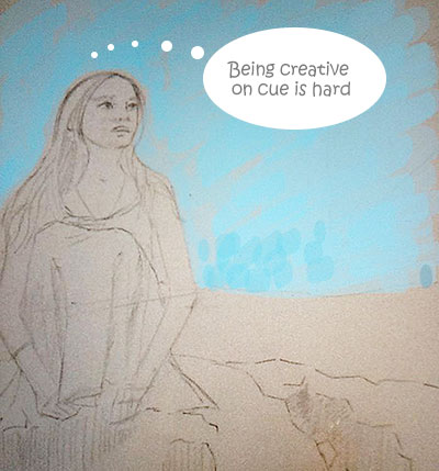 creative-on-cue